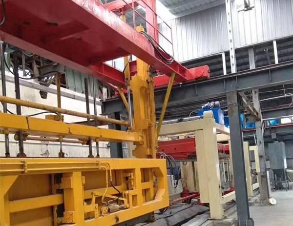 加气砖机械